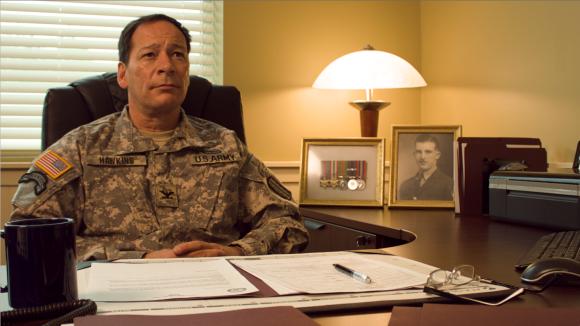 David Walden as Colonel Hawkins